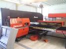 AMADA  EUROPE 2510    Stanzmaschine CNC PUNCH.  Model  2002       ( 1270 mm X  2500 mm  / 1270 mm X 5000 mm )